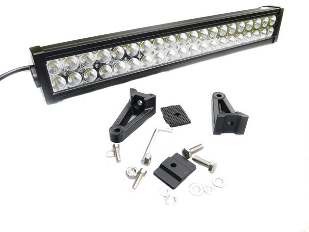 Lampa Robocza Panel LED 120 Wat OFF ROAD diodowa 12V 24 V